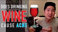 hqdefault - Can White Wine Cause Acne