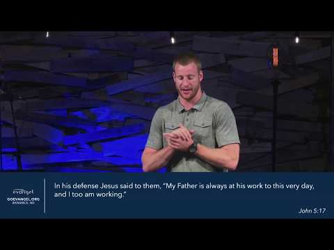 Simple Gospel - Guest Speaker Carson Wentz