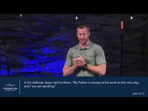 Simple Gospel - Guest Speaker Carson Wentz