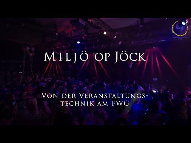 Miljö op Jöck - Unterwegs im Kölner Karneval