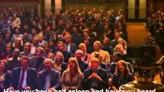Rainbow connection -The Muppets 2011 (lyric).HD