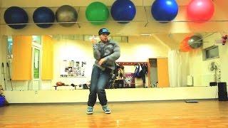 Танцы - Хип-хоп. Шалун крутое соло