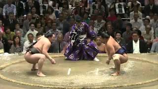平成25年秋場所11日目 sumo 大相撲.