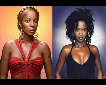 Mary J. Blige featuring Lauryn Hill | Be With You (Remix)