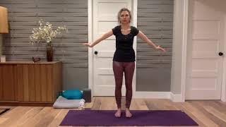 Standing Shoulder Relief Short Tune Up
