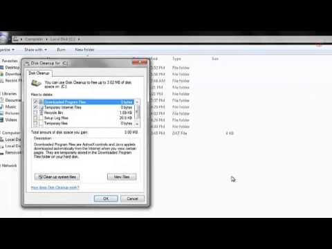 How To Delete Windows.old Folder In Windows 7 Windows 8.1 Windows 10