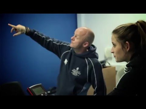 Sport and Exercise Sciences at the University of Huddersfield - Emma Sanford