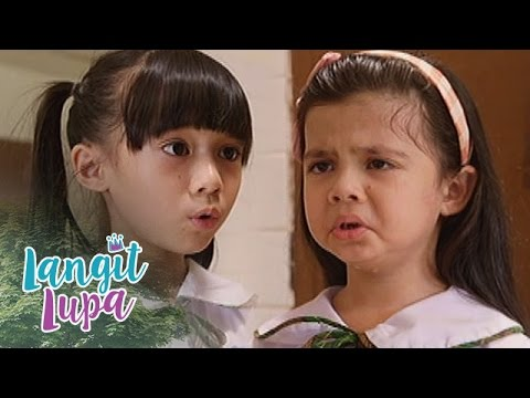 Langit Lupa: Esang saw Princess crying |...