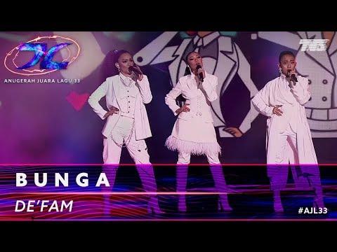 Bunga - De Fam   #AJL33