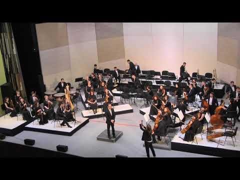 Концерт солистов Национального симфонического оркестра РБ. П.И. Чайковский, В.А. Моцарт, У. Уолтон,