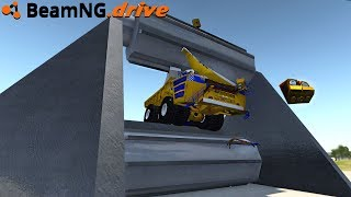 BeamNG.drive - GIANT CRUSHER