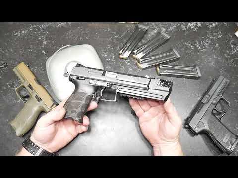 HK Parts Muzzle Brake for the P30L