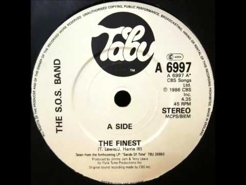 Sos Band - The Finest (Dj ''S'' Bootleg Extended Dance Re-Mix)