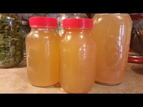 results:-homemade-apple-cider-vinegar