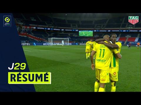 Résumé 29ème journée - Ligue 1 Uber Eats / 2020-2021