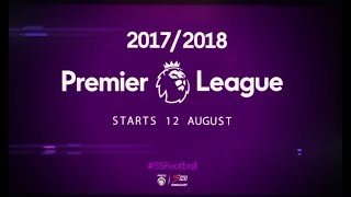 The 2017/2018 Premier League
