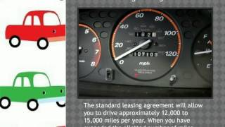 Facts About Car Lease