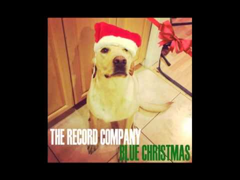 Image result for record company blue christmas