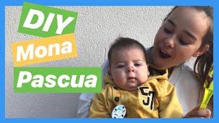 DIY MONA de CHOCOLATE de PASCUA!!