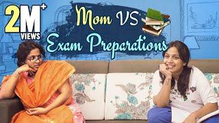 Mom VS Exam Preparations || Mahathalli || Tamada Media