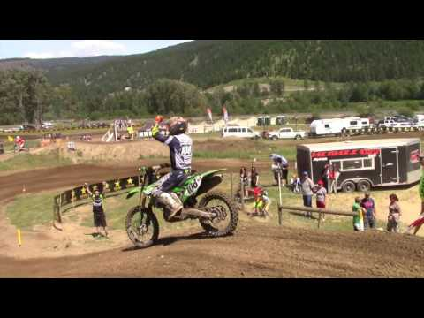 2017 Rockstar MX Nationals | Kamloops - Round 1 Highlights