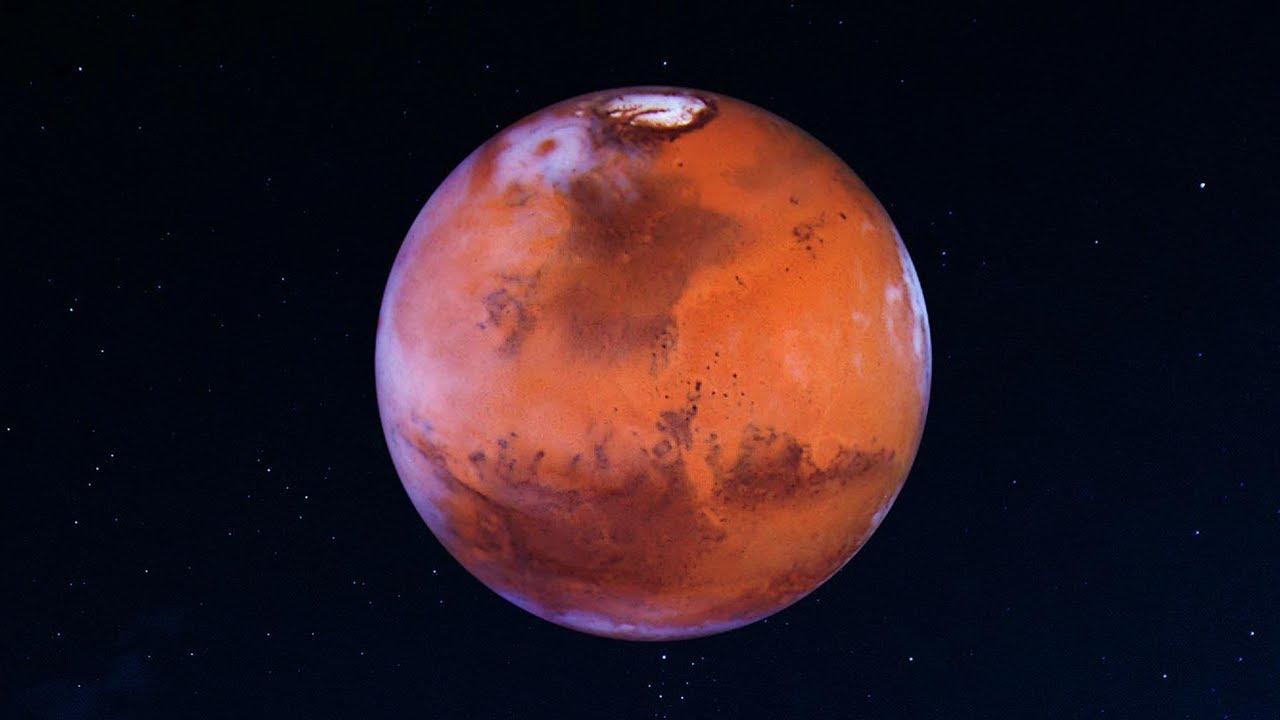 Освоение Марса (рассказывает Виталий Егоров)