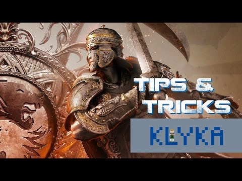 For Honor Tips & Tricks - Centurion Moves & Feats Guide (Heavy on Kick & Quickthrow was removed!)