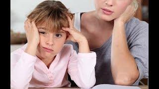 Да, я плохая мать! Я не хочу по вечерам делать с ребенком уроки