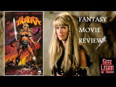 HUNDRA ( 1983 Laurene Landon ) Amazon Warrior Fantasy Movie Review