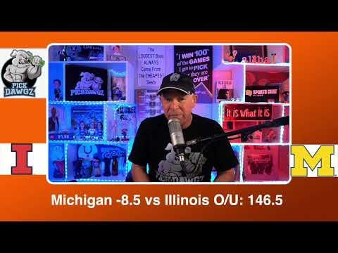 Michigan vs Illinois 3/2/21 Free College Basketball Pick and Prediction CBB Betting Tips