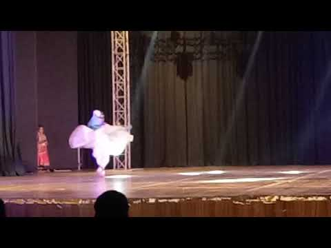 My daughter sukhmani classical dance performance