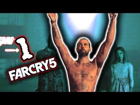 "FAR CRY 5 Hindi Gameplay Walkthrough Part 1(PS4) ""The Warrant"""