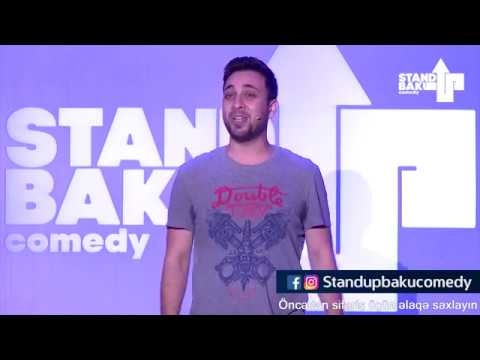 İslam Mehrəliyev (Stand UP Baku - 2-ci şou)
