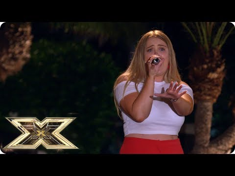 Jaws drop for Georgia's at Judges' Houses | Judges' Houses | The X Factor UK 2018