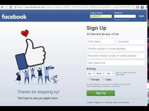 Fb com logi