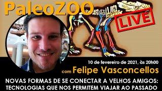 PALEOZOOBR LIVE: NOVAS FORMAS DE SE CONECTAR A VELHOS AMIGOS