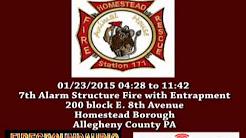 2015-01-23 Homestead, PA