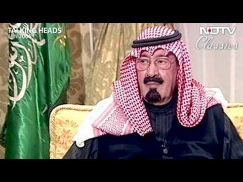 Talking Heads with King Abdullah (Aired: January 2006)