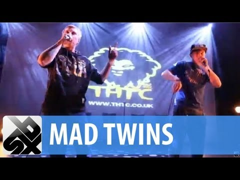 MAD TWINS  |  Beatbox Showcase
