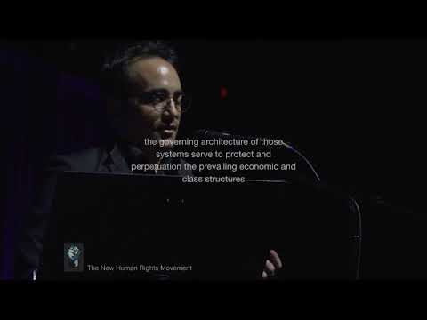 "Peter Joseph : ""A Democratic Precondition?"" : United We Stand Festival 2018, Texas, April 29th 2018"