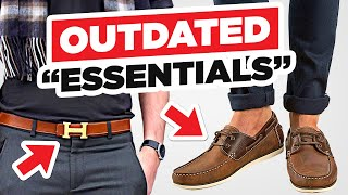 """7 Wardrobe """"Essentials"""" That Are Becoming OUTDATED!"""