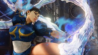 Street Fighter V:  Battle System Trailer