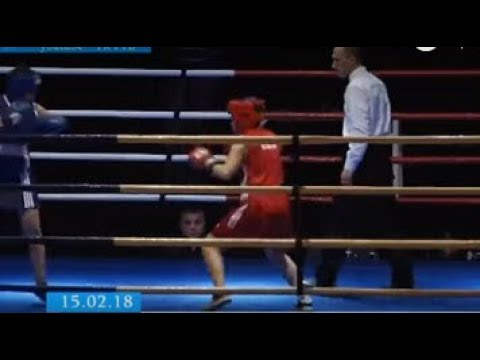 ТРК ВіККА: Черкаські боксерки вибороли 11 медалей чемпіонату України