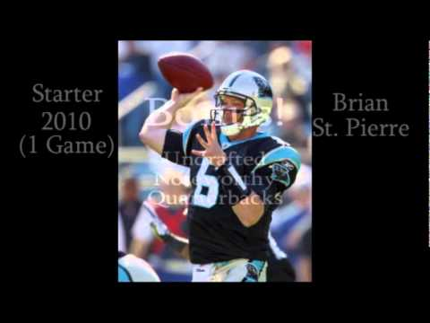 Panthers QB Draft History 2.0