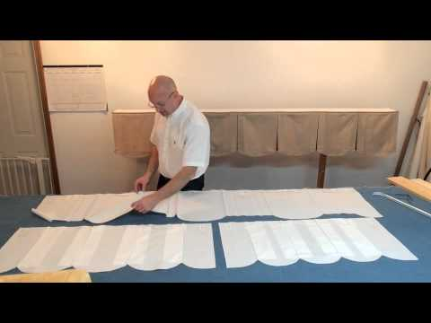 Scallop Valance Pattern Introduction