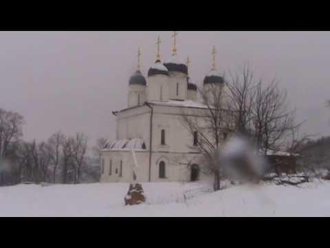Vatravel.ru  Троицкий Оптин монастырь в Болхове (Орловская обл)