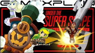 Getting Zelda Back On Track: Spirit Tracks - Under the Super Scope