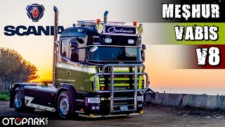 "Scania Vabis 164L V8 ""King of the Road"""