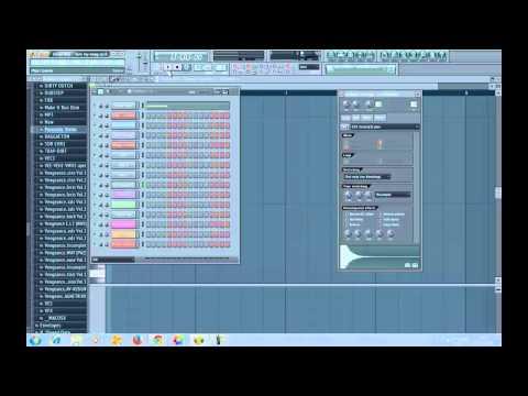 Soulja Boy turn my swag on (Intrumental tutorial fl studio by Trap-Dirt FlStudio)