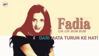 Fadia - Dari Mata Turun Ke Hati (Official Audio)